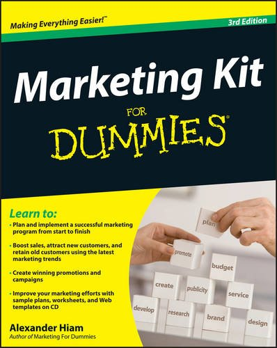 Download Marketing Kit for Dummies