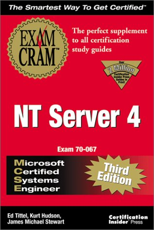 Download MCSE NT Server 4 Exam Cram Adaptive Testing Edition: Exam: 70-067