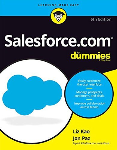 Download 6 ed - Salesforce.com For Dummies